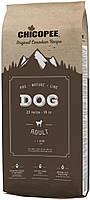 Chicopee PNL ADULT сухой корм для взрослых собак ПТИЦА, 20 кг
