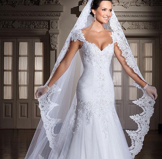 6b0646083 Белоснежное Свадебное платье с фатой. Кружевное.: продажа, цена в ...
