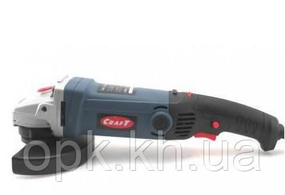 Болгарка Craft CAG 125/1300E