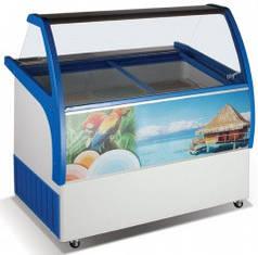 Вітрина для морозива VENUS 36 ELEGANTE CRYSTAL