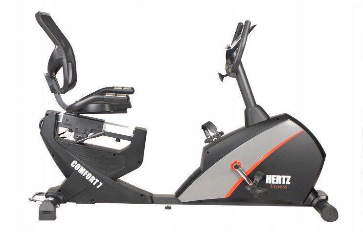 Велотренажер магнитный Hertz-Fitness Comfort 7