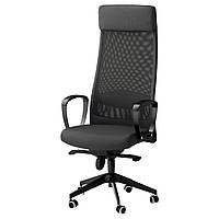 Крісло офісне, кресло офисное, стул, стул для офиса, стул компютерний, MARKUS, МАРКУС, 702.611.50