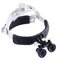 Бинокуляры B1 (2.5х-420) + LED на шлеме