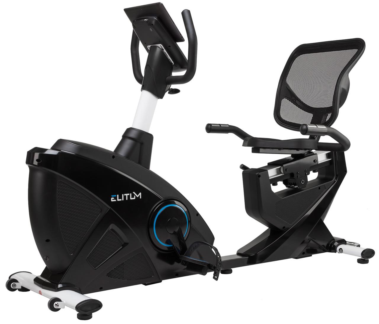 Велотренажер электромагнитный Elitum LX900
