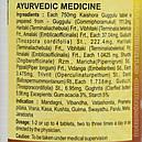 Кайшора Гуггул (Kaishora Guggulu DS, SDM) - аюрведа премиум качества, 40 таблеток, фото 4