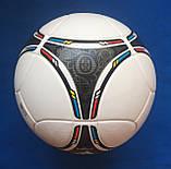 Мяч футбольный ADIDAS TANGO 12 OMB X41860 (размер 5), фото 7