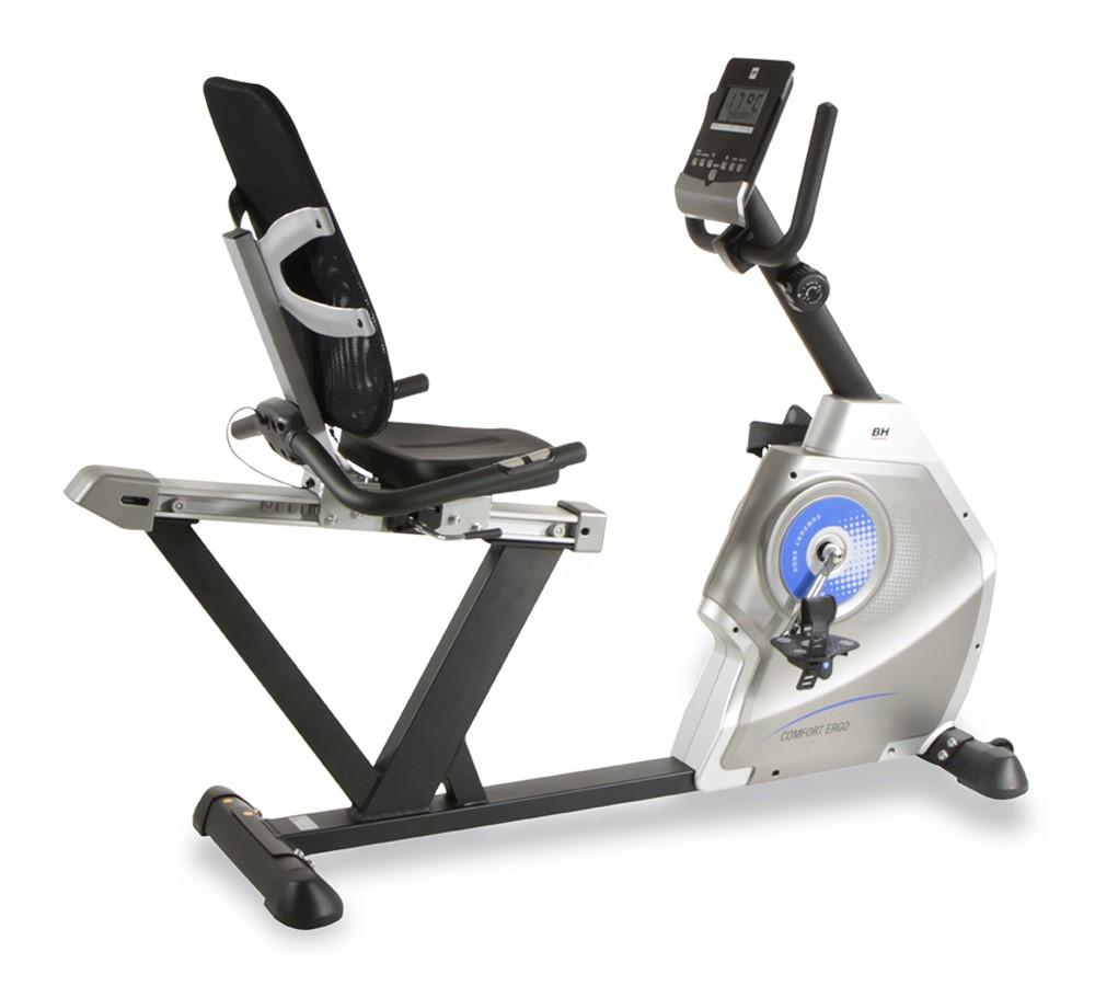 Велотренажер магнитный BH Fitness Comfort Ergo (H852)