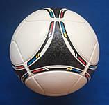 Мяч футбольный ADIDAS TANGO 12 OMB X41860 (размер 5), фото 5