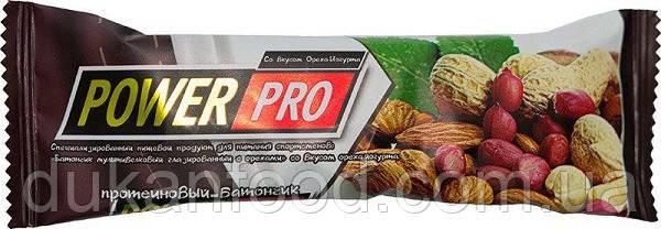 Протеиновый батончик Power Pro, «ЙОГУРТ-ОРЕХ», 36% белка