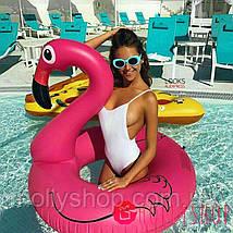 "Надувной круг ""Фламинго"" 90см, фото 3"
