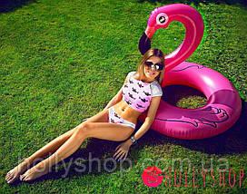 "Надувной круг ""Фламинго"" 90см, фото 2"