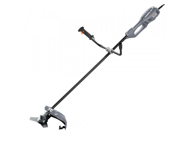 Электротриммер Энергомаш ГК-35180Д 1800 Вт, шпулька + нож, верхний двиг., велоруч 4,9 кг