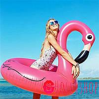 """Надувной круг """"Фламинго"""" 120см"""
