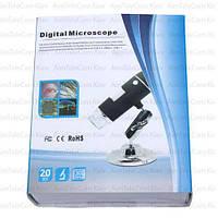 Портативный USB микроскоп, цифровой, U1000Х