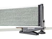 Сітки нейлонова водостійка для настільного тенісу Donic Team Clip-On