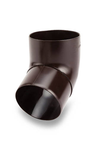 Koлено 67° 100 мм ПВХ Galeco PVC 130