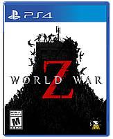World War Z (Недельный прокат аккаунта)