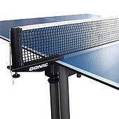 Сетка нейлоновая c креплением для настольного тенниса и пинг-понга Donic Ralley