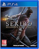 Sekiro: Shadows Die Twice (Тижневий прокат запису)