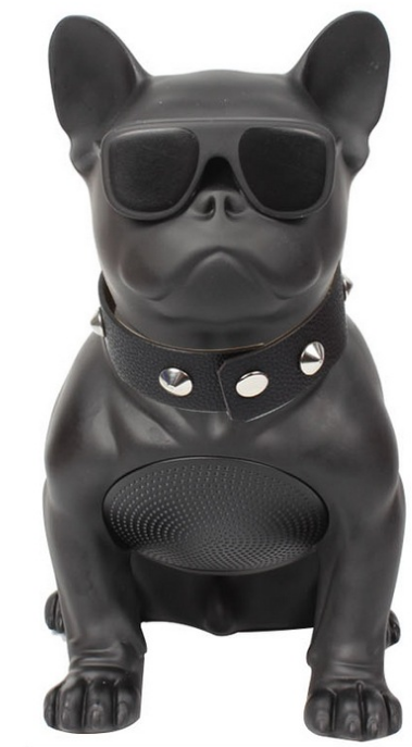 Портативная колонка Bluetooth SPS CH-M10 DOG Black