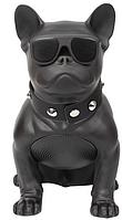 Портативная колонка Bluetooth SPS CH-M10 DOG Black, фото 1