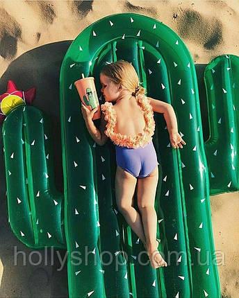 Надувной матрас Кактус, фото 2