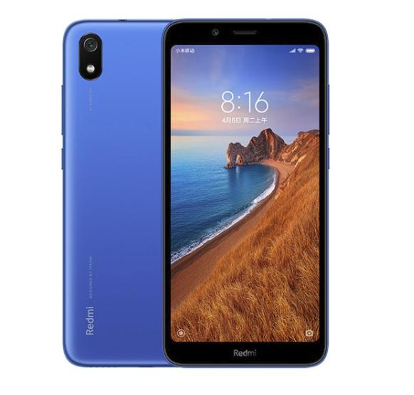 Xiaomi Redmi 7a 2/32Gb Global Version Qualcomm Snapdragon 439 Синий Gem Blue 4000 мАч