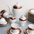 Сервиз кофейный на 12 персон AURORA PURPURA KAROLINA