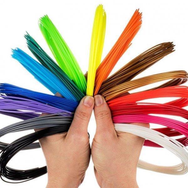 10м Самый качественный ABS пластик для 3D ручки