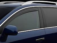 Дефлекторы окон (ветровики), передние, темные. (WeatherTech) - Range Rover Sport - Land Rover - 2013
