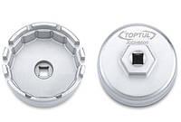 Съемник масляного фильтра, 64,5 мм, 14 граней, Toyota, Lexus Toptul JDDH6500