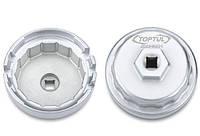 Съемник масляного фильтра, 64,5 мм, 14 граней, Toyota, Lexus, Toptul JDDH6501