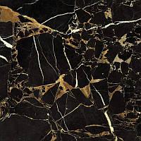 Плитка Golden Tile Terragres Saint Laurent чорный 9АС510 60,7x60,7