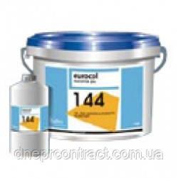 Двокомпонентний клей Forbo для гумової плитки144 Euromix PU, фото 2