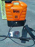 Опрыскиватель аккумуляторный Кварц Профи-электро ОГ-112Е (12 л)