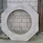 Восьмигранная бетонная гайка.