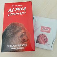 Крем для увеличения члена Alpha Dominat, крем альфа доминант для увеличения полового члена, крем