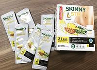 Стики Skinny stix ананас для похудения, стики для похудения скини стикс, порошок для похудения skinny stix