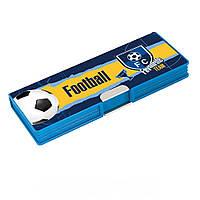 """Пенал пластиковый на магнитах CFS8552 """"Footbol"""""""