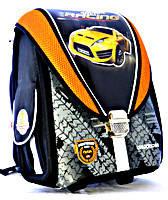 """Рюкзак школьный Cool For School CF 85605 """"Racing"""" для мальчика"""