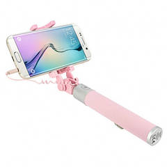 TelForceOne селфи монопод для смартфонов Forever JMP-200 pink