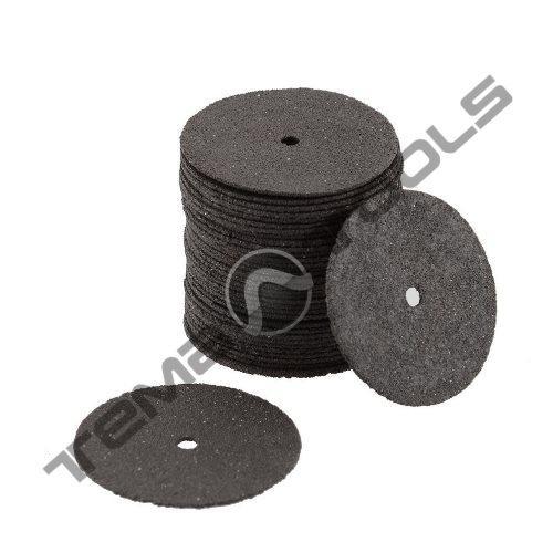 Круг отрезной для дремеля Ø25x0,24x1,8 неармированный
