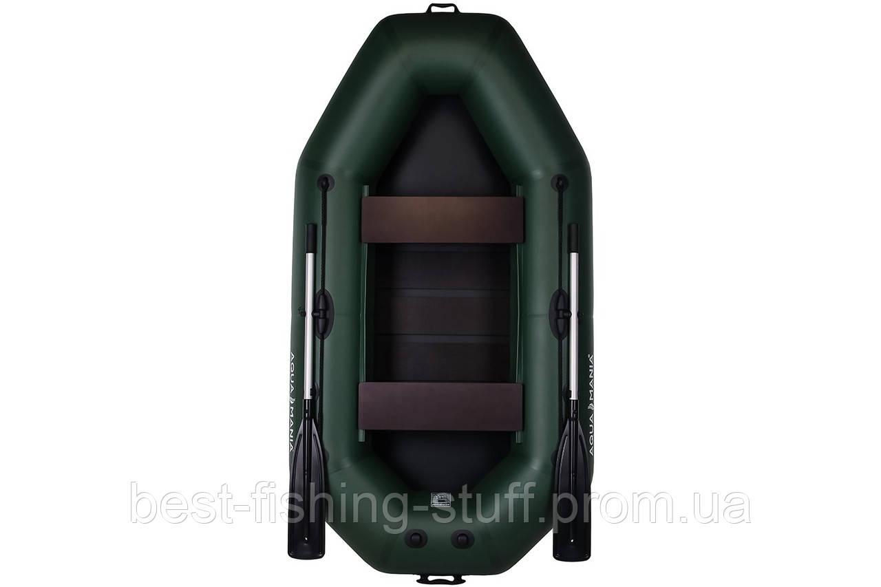 Лодка Надувная Аква Мания А-240Т