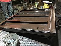 Люк напольный под плитку или ламинат на газ лифтах