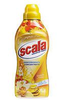 Концентрированный кондиционер-ополаскиватель Scala Ammorbidente concentreato Vanilla & Fresia 750 ml