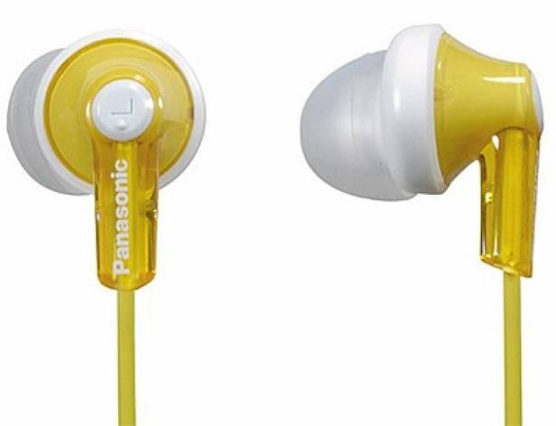 Навушники Panasonic PR-HJE118GU-Y Жовті, фото 2