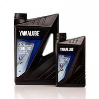Моторное масло Yamalube 4-S 10W-30. 1литр.