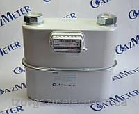 Польский газовый счетчик Metrix G10 коммунально-бытовой, диафрагменный (мембранный)