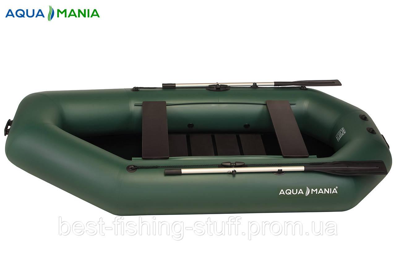 Лодка Надувная Аква Мания А-300Т слань-коврик