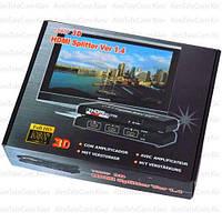 Сплиттер HDMI 1x4 MT-VIKI (1080p, 4K*2K, 165MHz, версия 1.4), DC-5V